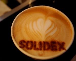 Bar kawowy dla solidex