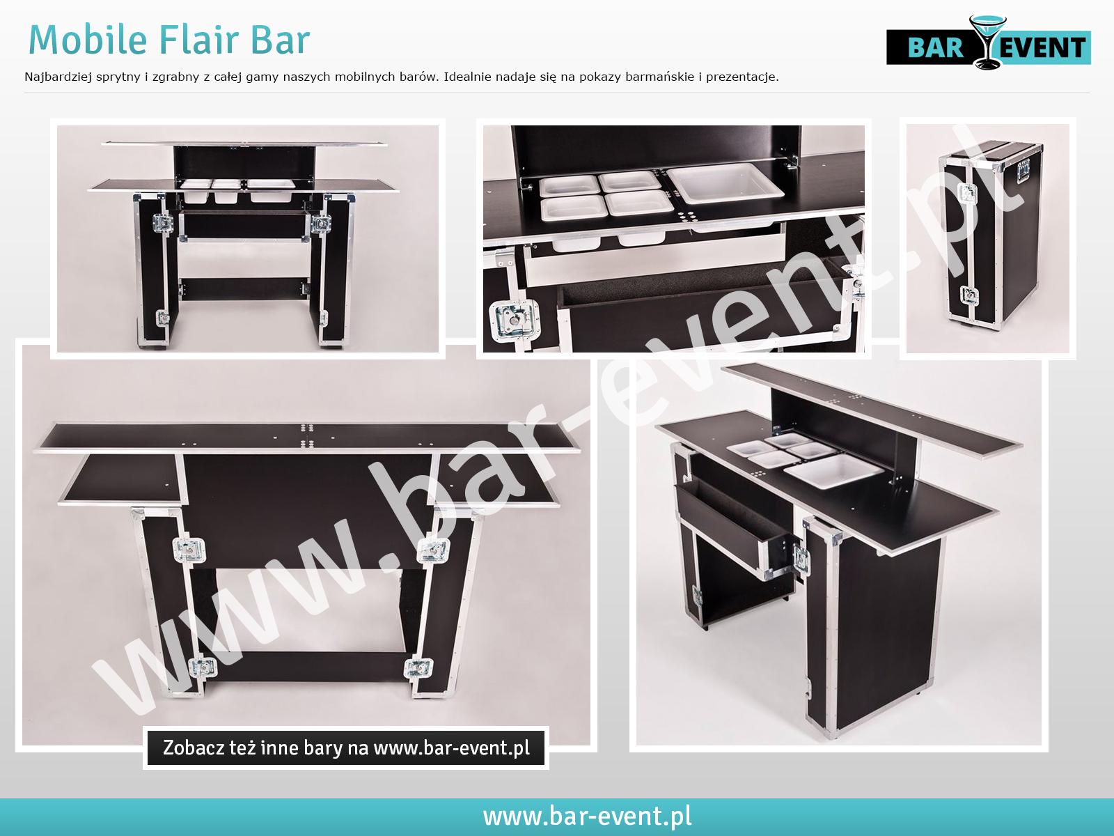 Mobile Flair Bar - Mobilne Bary Sprzedaż Produkcja